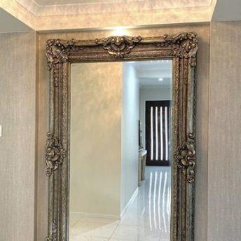 alexa oversize floor mirror