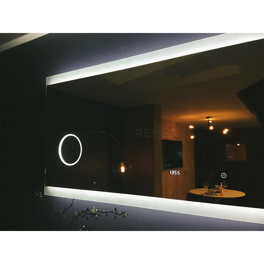 Otto 1200 Backlit Bathroom Mirror Range Demister