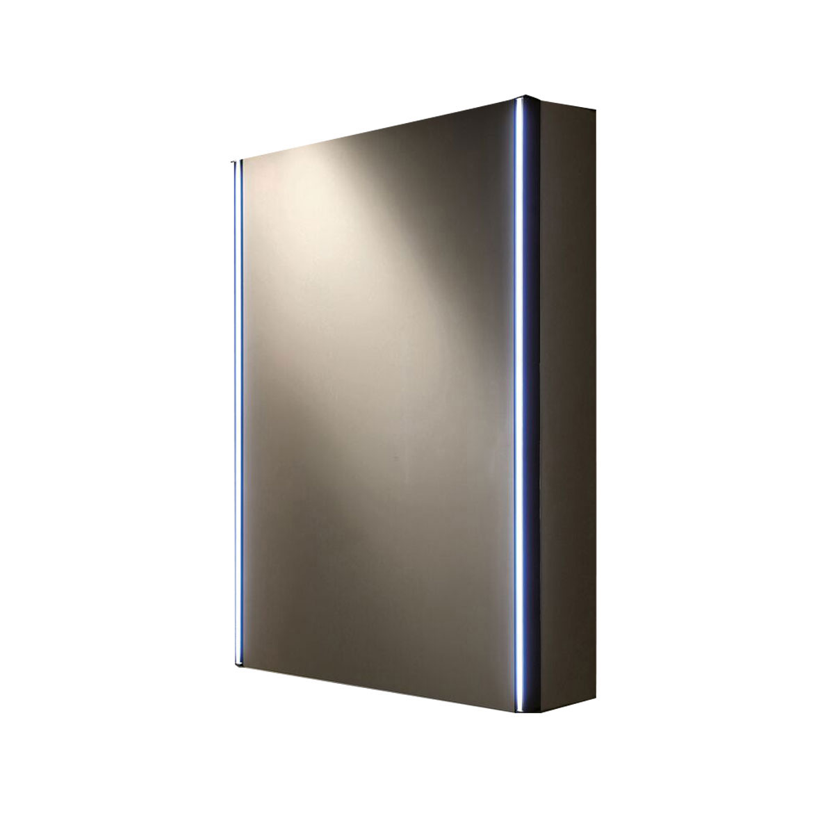 Ruby Remer Illuminated Mirrored Bathroom Cabinet | Luxe Mirrors