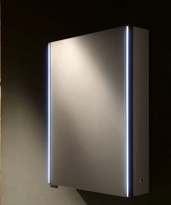 Ruby II LED Mirrored Bathroom Cabinet with IR Sensor