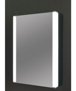 Opus LED Mirrored Medicine Cabinet with IR Sensor Remer
