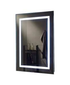Arden Remer LED Backlit Bathroom Mirror 60cm x 80cm