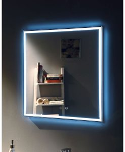 Attica Square Illuminated Mirror