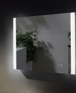Classic 900 LED Backlit Mirror with Demister 90cm x 70cm