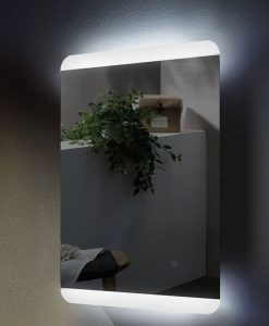 Freddo LED Illuminated Mirror by Remer