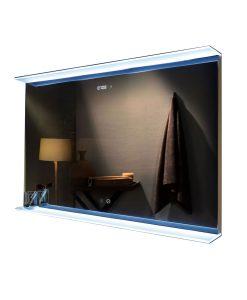Nova Deluxe Remer LED Illuminated Bathroom Mirror 100cm