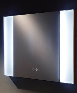 Opus 800 LED Backlit Mirror with Demister by Remer