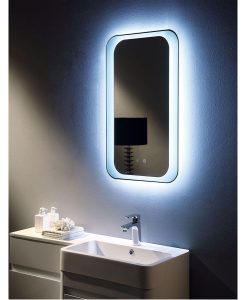 Otis Remer LED Illuminated Backlit Mirror 50 x 85 cm