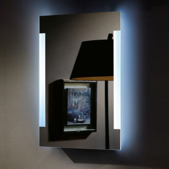 Ringo LED Backlit Mirror with Demister