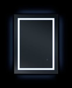 Arden LED Backlit Bathroom Mirror 60cm x 80cm