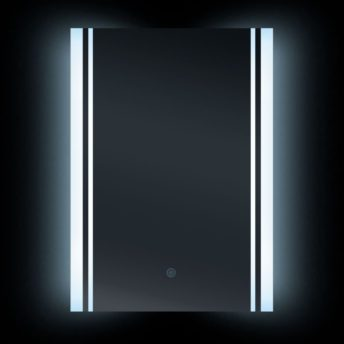 Klaus LED Backlit Bathroom Mirror 50cm x 70cm