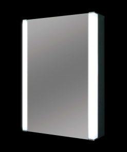 Opus LED Mirrored Medicine Cabinet with IR Sensor 50cm x 70cm