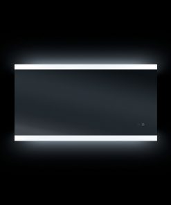 Otto 1200 Series Backlit Bathroom Mirror 120cm x 70cm
