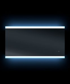 Otto Backlit Bathroom Mirror & Demister 150cm x 75cm