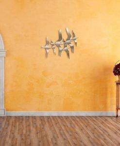 Avery Copper Wall Art