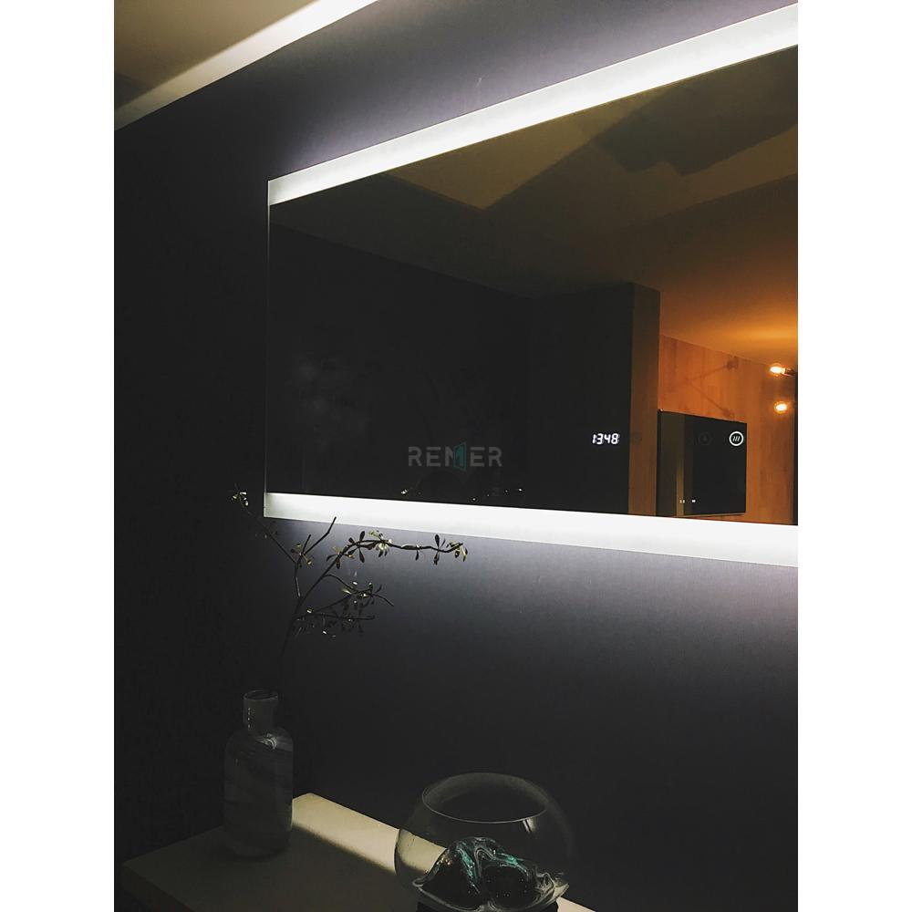 Oslo 1200 Backlit Bathroom Mirror Range Demister