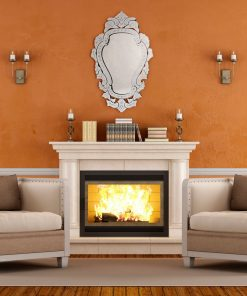 Venetian Scroll Wall Mirror
