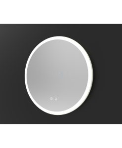 Eclipse Flex 800 Round Backlit Mirror Dimmable / Warm / Daylight / Cool light