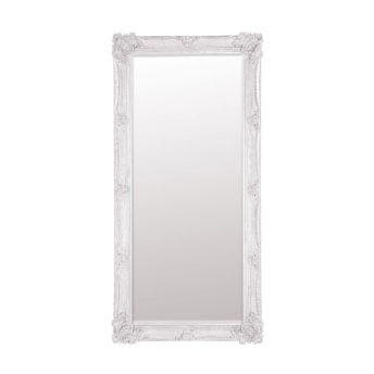 Abbey Leaner Mirror Cream W795 x D65 x H1650mm