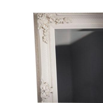 Abbey Leaner Mirror Cream W795 x D65 x H1650mm