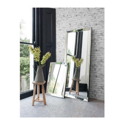 Destiny Silver Leaner Mirror
