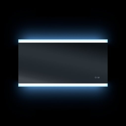 Otto Premium 1500 LED Bathroom Mirror with Bluetooth Stereo 150cm x 75cm