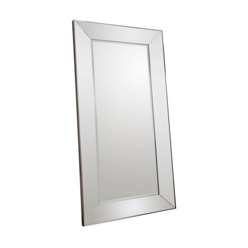 Valda Leaner Mirror Silver W 915 x H 1830 mm