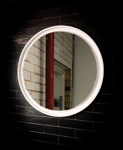 Eclipse 800 Round LED Bathroom Mirror