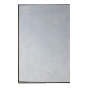 Havard Black Frame Wall Mirror 60cm x 90cm