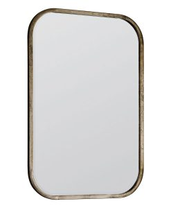 Logan Rectangle Mirror W655 x D20 x H955mm