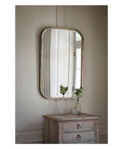 Logan Rectangle Mirror W655 x D20 x H955mm