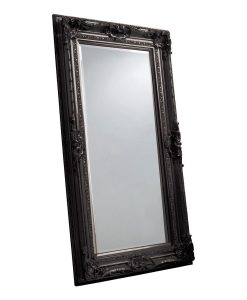 Vale Mirror Black W 990 x H 1845 mm