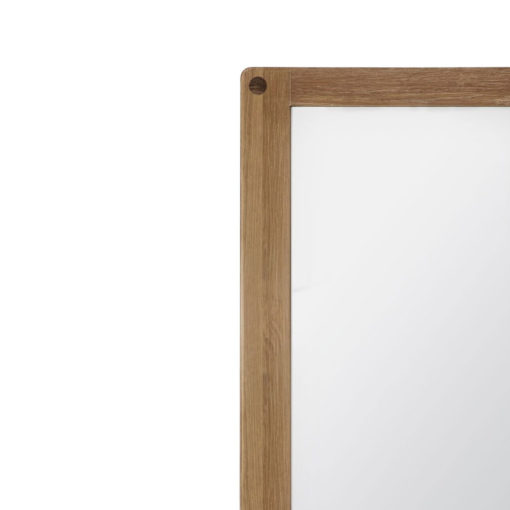 Westin Timber Wall Mirror 70cm x 100cm