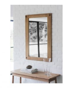 Westin Timber Wall Mirror 70cm x 100cm