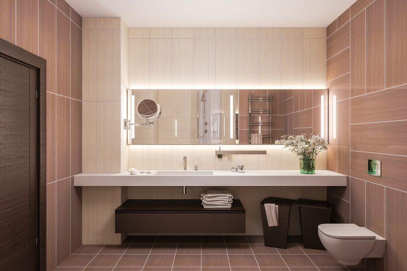 Backlit LED Modern Bathroom Mirror - A Guide to Choosing the Perfect Bathroom Mirror