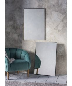 Harvard Bronze Wall Mirror 60cm x 90cm
