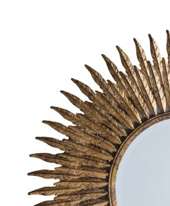 Gold Quill Mirror