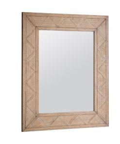 Parquet Wall Mirror 110cm x 90cm