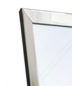 Destiny Silver Cheval Mirror 48cm x 155cm