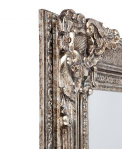 Alexa Ornate Wall Mirror 60cm