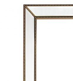 Zanthia Cheval Mirror with Stand - Gold_40402_Frame