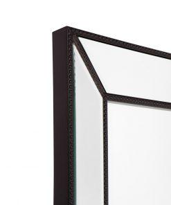 Zanthia Floor Mirror -Black_40398_SideFrame