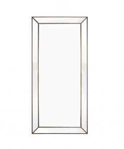 Zanthia Floor Mirror -Gold_40399_Front
