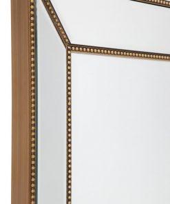 Zanthia Floor Mirror -Gold_40399_SideFrame