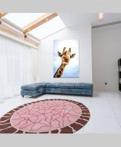 Giraffe-Canvas-Large-Wall-Art-2