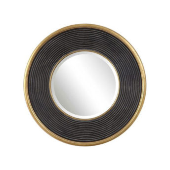 Contemporary-Odyssey-Round-Mirror-by-Uttermost-90cm