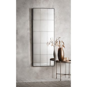 Brentley Contemporary Panel Mirror 160cm x 62cm