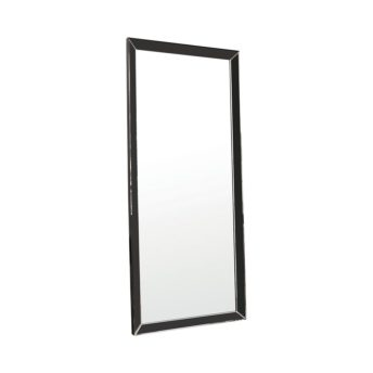 Destiny Leaner Mirror Black