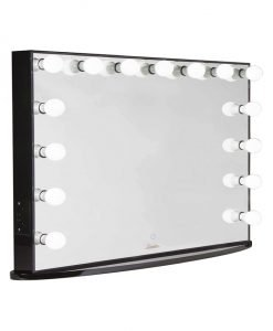 Lumiere Black Salon Makeup Mirror