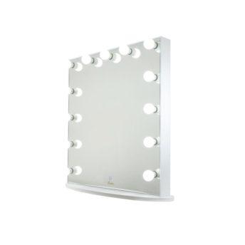 Lumiere White Studio Makeup Mirror